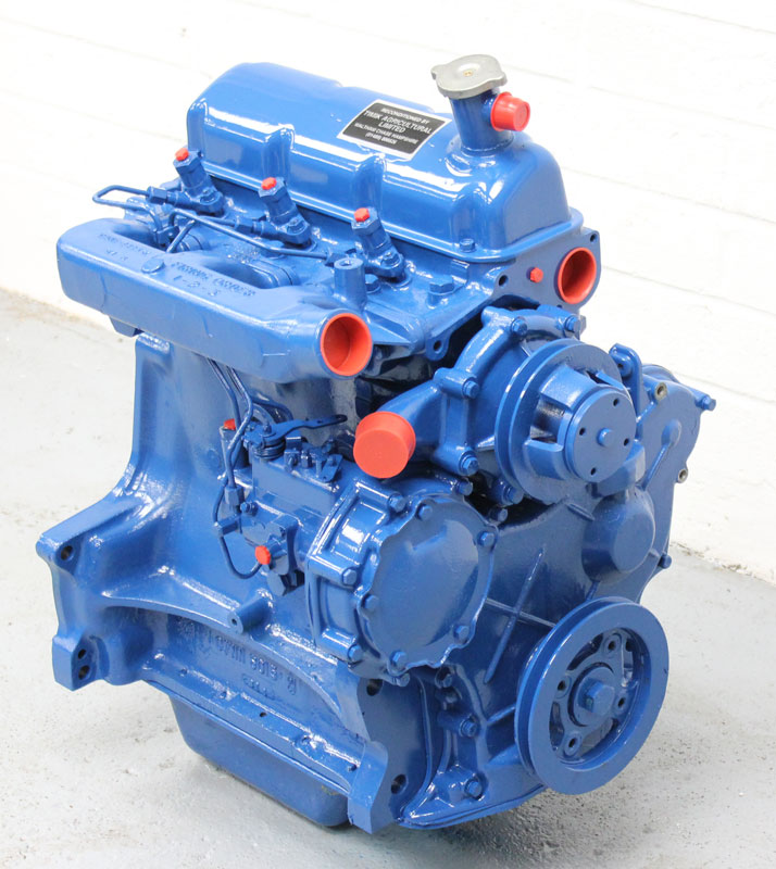 Ford 3000 Engine : Ford reconditioned cylinder tractor and agricultural engines