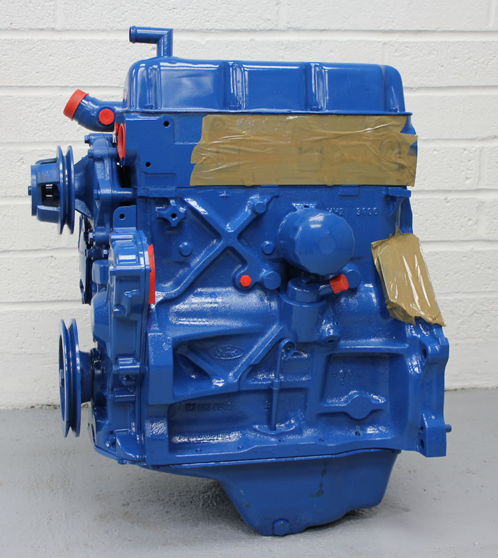 Pricing Engine: Ford Reconditioned 3 Cylinder Tractor And Agricultural Engines