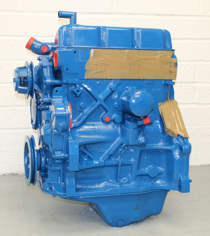 3910 Ford Tractor Injector Pump : Ford reconditioned cylinder tractor and agricultural engines