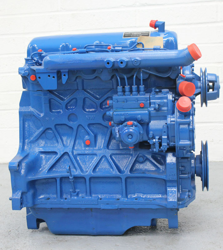 Ford Reconditioned 4 Cylinder Tractor And Agricultural Engines