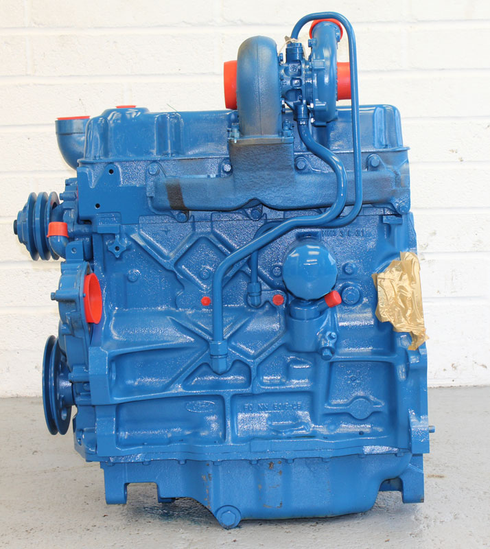 Four Engine Tractor : Ford reconditioned cylinder tractor and agricultural engines
