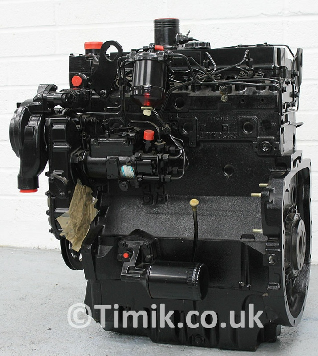 Perkins New And Reconditioned Tractor And Agricultural Engines