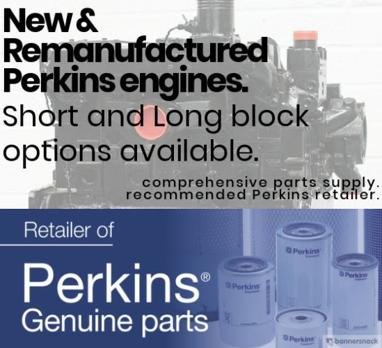 Timik - JCB 444 engines, Perkins / Ford new - remanufactured