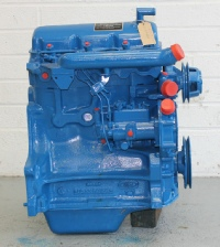 Ford 4600 Engine