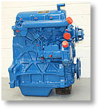 Remanufactured and New Ford Tractor Engines