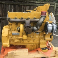 Perkins 1106D-E66TA, Caterpillar engine c6.6