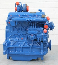 Ford 7610 Engine