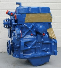 Ford 4610 Engine