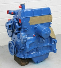 Ford 4000 Engine