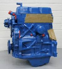 Ford 4110 Engine
