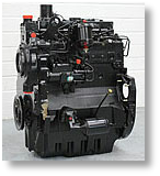 Remanufactured and New Perkins Tractor Engines